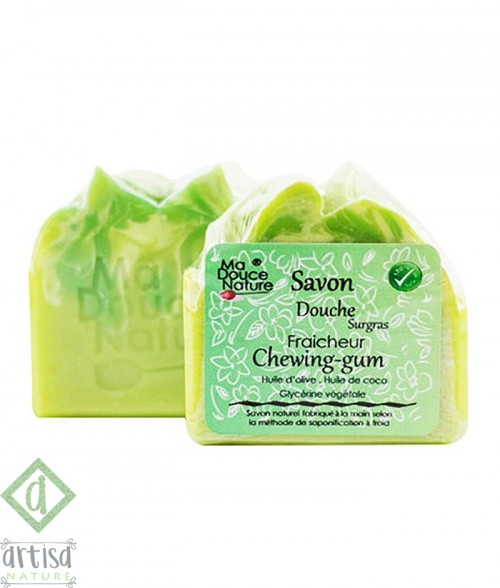SAVON DOUCHE CHEWING-GUM - MA DOUCE NATURE